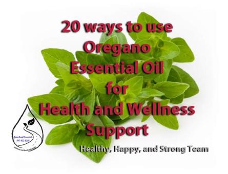 oregano-20-uses
